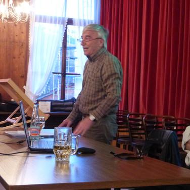 Köbi Rutz, Nesslau, und Peter Eggenberger, Grabs