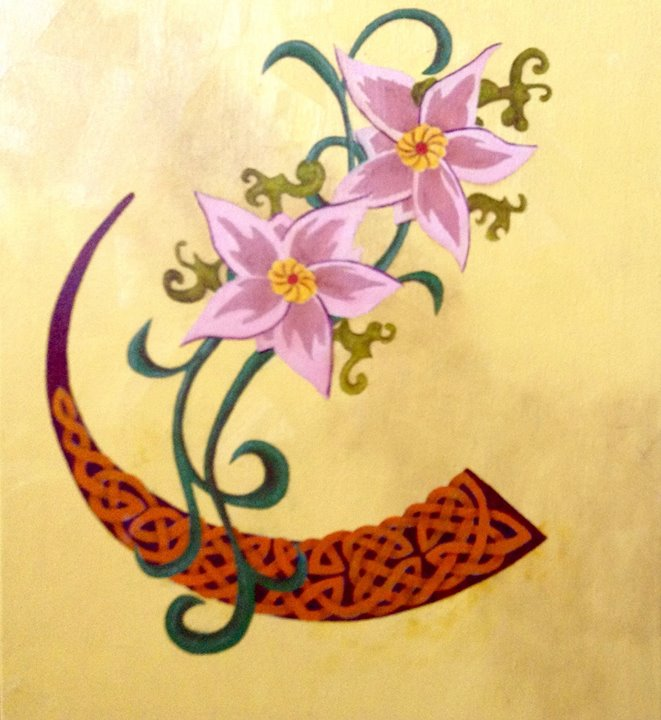 Celtic Flowers