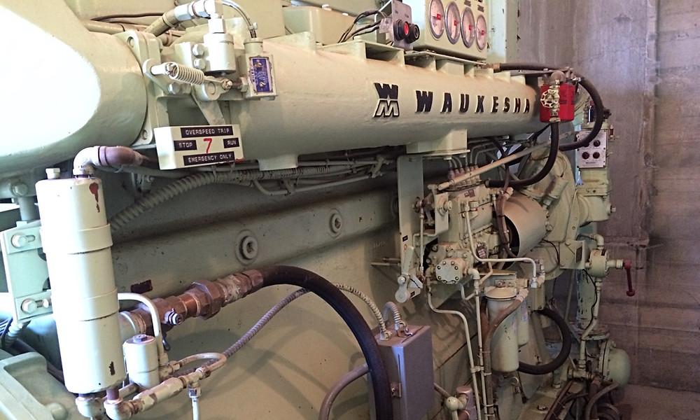 Waukesha Diesel Generator