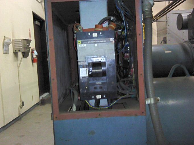 Square D Generator Breaker
