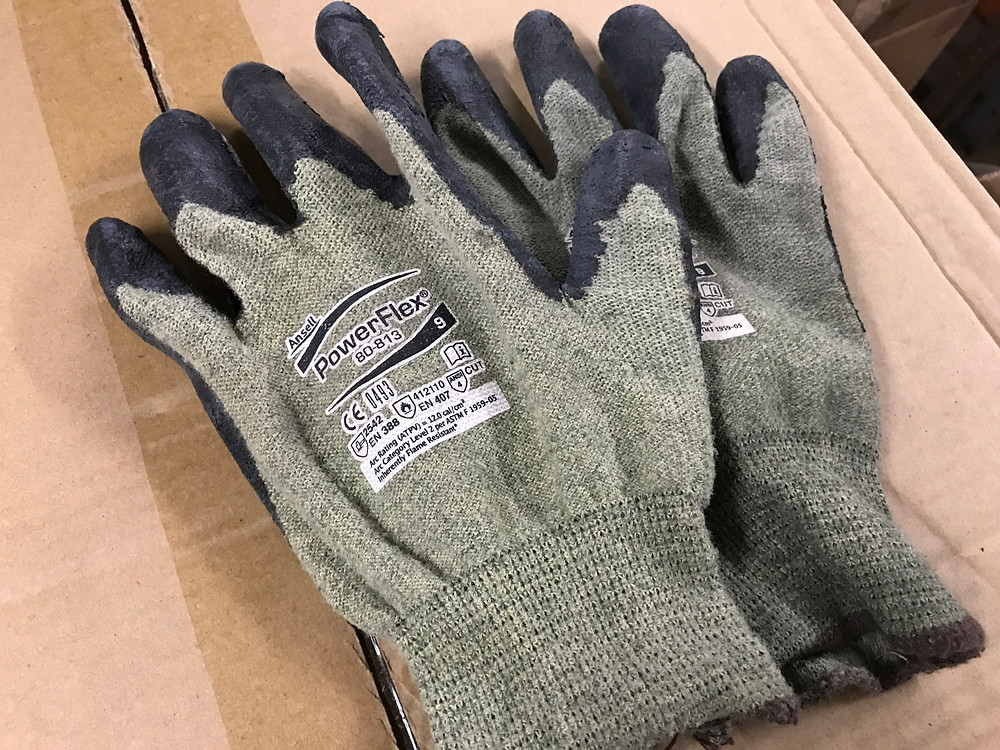 Category 2 Arc Flash Gloves