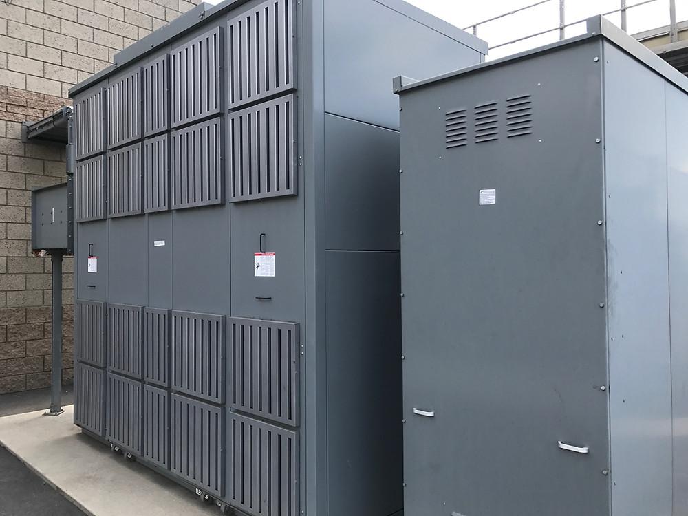 Outdoor High Voltage Transformer