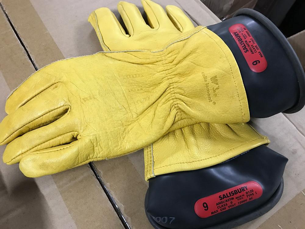 Salisbury Class 0 Insulated Gloves