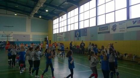 Volley Τουρνουά Ακαδημιών : Πολύ... παιχνίδι!!!