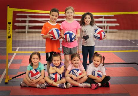 Baby Volley : Πού απευθύνεται και γιατί να ξεκινήσει το παιδί μου;