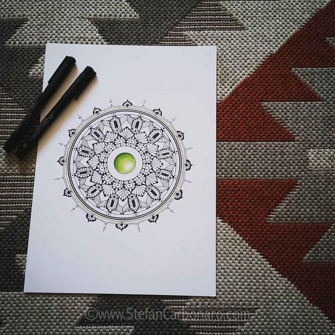 Mandala Carpet