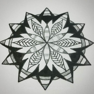 Little Mandala Flower