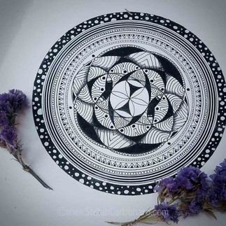 Delicate Mandala