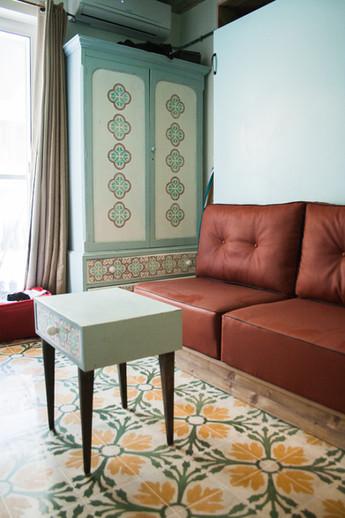 Maltese Pattern Tile Furniture