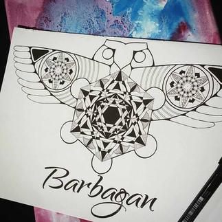 Barbagan Logo