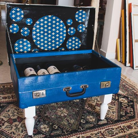 Repurpose Vintage Luggage
