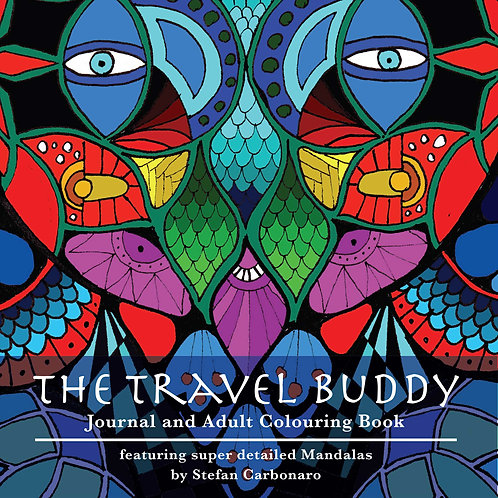 The Travel Buddy - Paperback edition