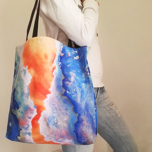 Tote Bag Large Lava