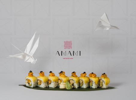 AMAMI Origami Campaign