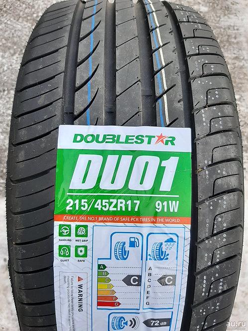 215/45R17 Doublestar DU01 91W CN