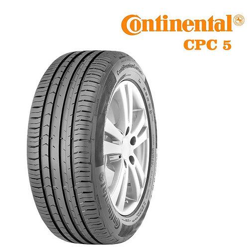 215/55R17  Continental Premium Contact 5 CPC5 94V EURO