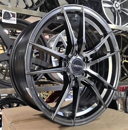 18x8.0 Varro Flow-forming Wheels VD18X-18 Hyper Black