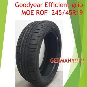 245/45R19 Goodyear Efficientgrip MOE ROF 102Y (EU)