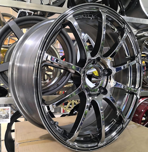 17x7.5 Advan Racing Rims RS-17