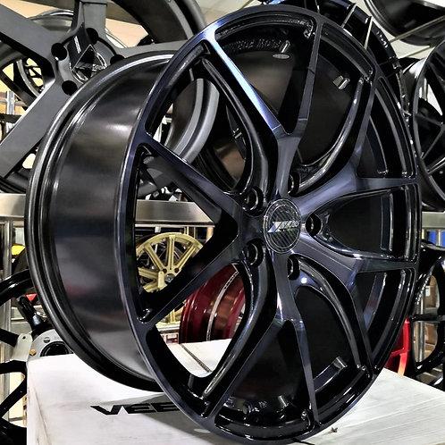 [NEW ARRIVAL] 18x8.0 305Forged Wheels Flow Technik FT101 Metallic Gunmetal