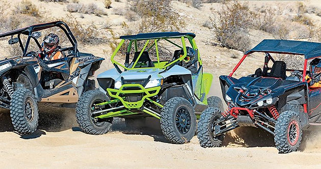 SHOOTOUT: ARCTIC CAT WILDCAT X LTD vs  POLARIS RZR XP 1000