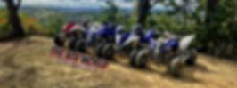 The ATV World Yamaha Raptor 700s