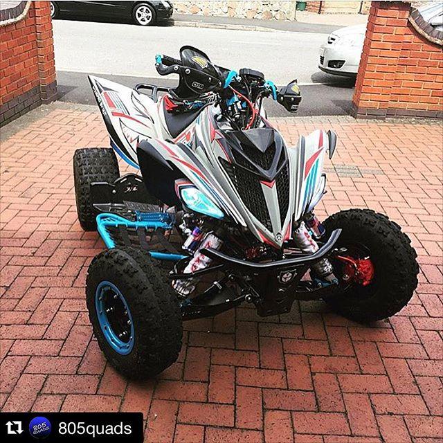 #Repost @805quads @xzaffy Yamaha Raptor 700