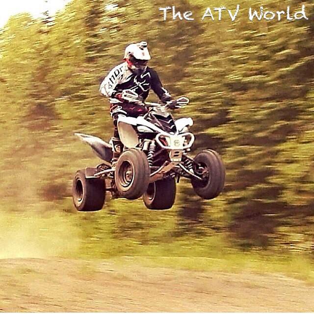 @_dre_c17 Yamaha Raptor 700R