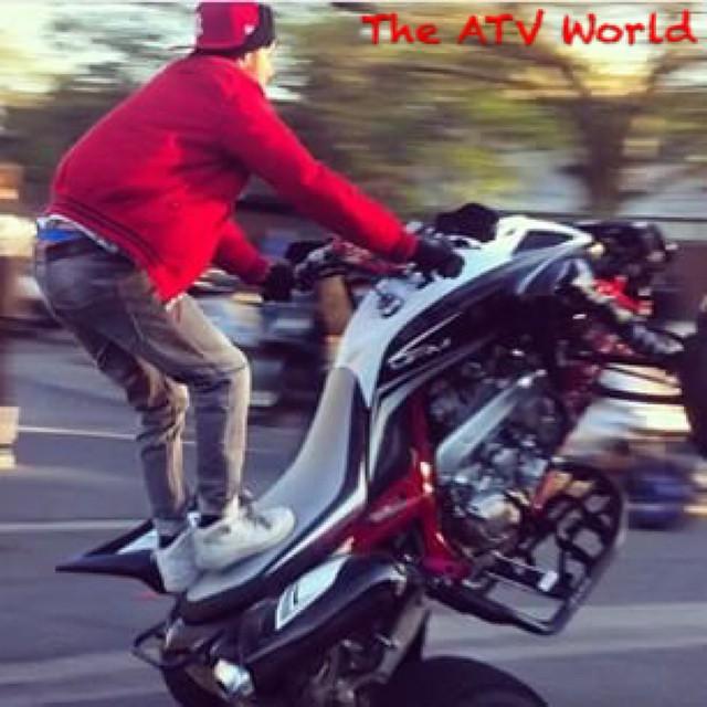 @bikelifetv_yash on the 2015 Yamaha Raptor 700R SE
