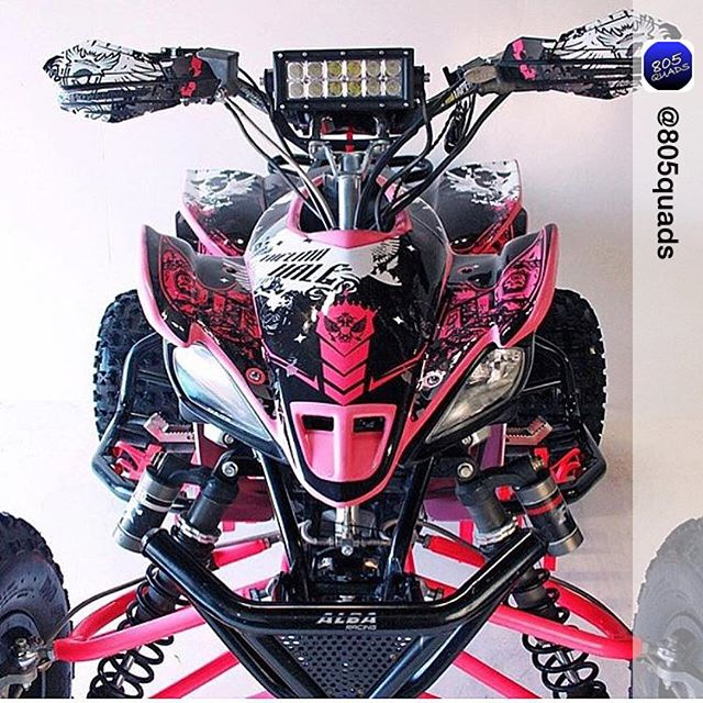 Instagram - Repost from @805quads via @igrepost_app, @thelmamaaa  2012 Yamaha YF