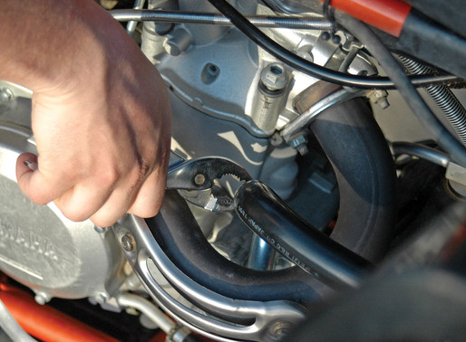 FIX-IT: How-to upgrade your Quad's Water Pump & Coolant