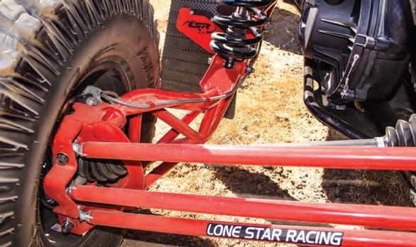 Lonestar Racing Can-Am Maverick X3 | The ATV World