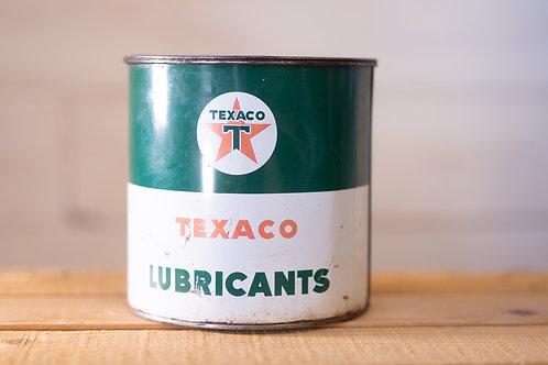 Vintage Texaco Oil Tin