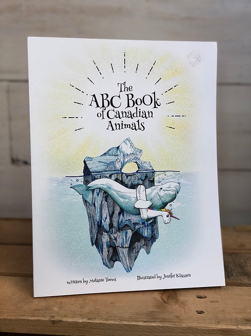 ABC Book of Canadian Animals