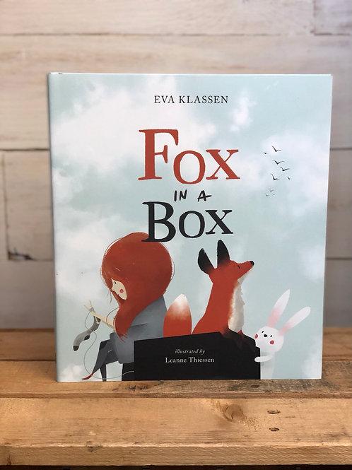 Fox in an Box Book