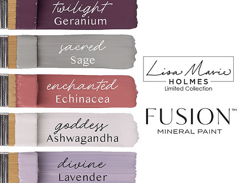 Fusion Lisa Marie Holmes Collection