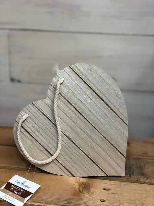 Heart Pallet Sign