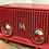 Thumbnail: Vintage Motorola Red Radio