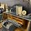 Thumbnail: Black Oak Secretary Desk