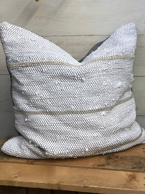 Woven Loom Pillow - Craft Menagerie