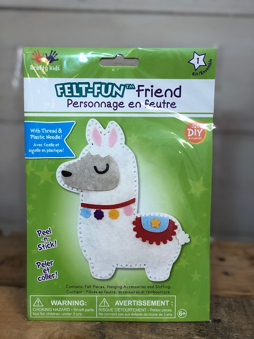 Felt Friends Sewing Kit