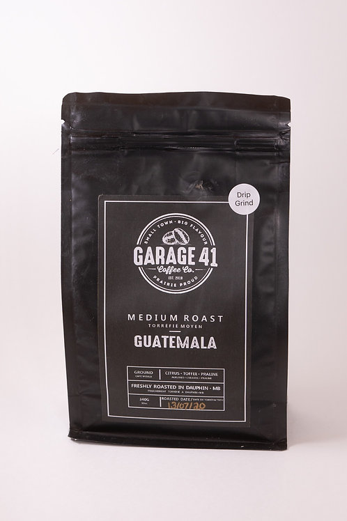 Garage 41 Medium Roast Coffee