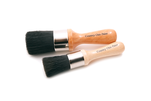 Country Chic Wax Brushes