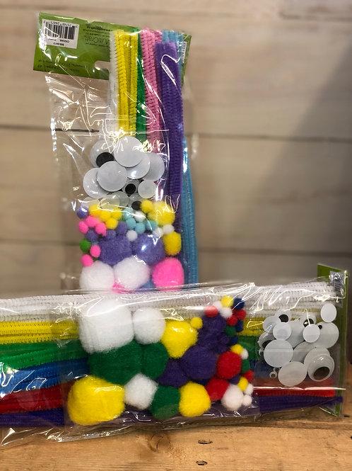 Pom Pom Craft Pack