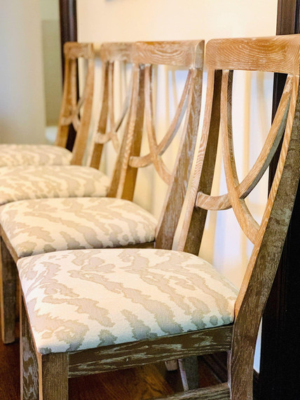Energizing Dining Room Chairs - Denver Country Club