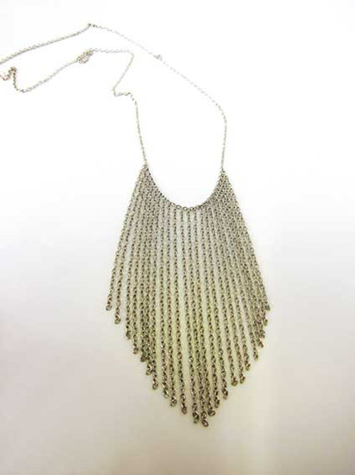 Feathered Necklace