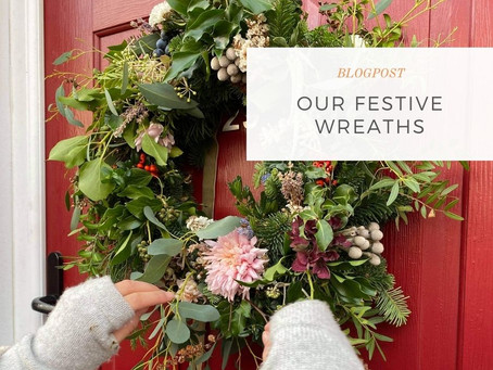Our Festive Wreaths