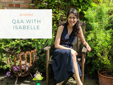 Q&A with Isabelle from Violet & Vine
