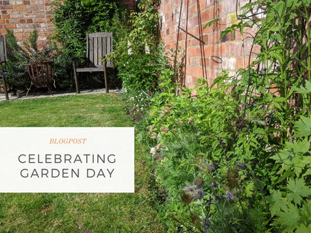 Celebrating Garden Day