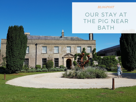 Our Stay at The Pig Near Bath